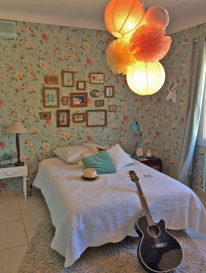 Louise's lovely bedroom