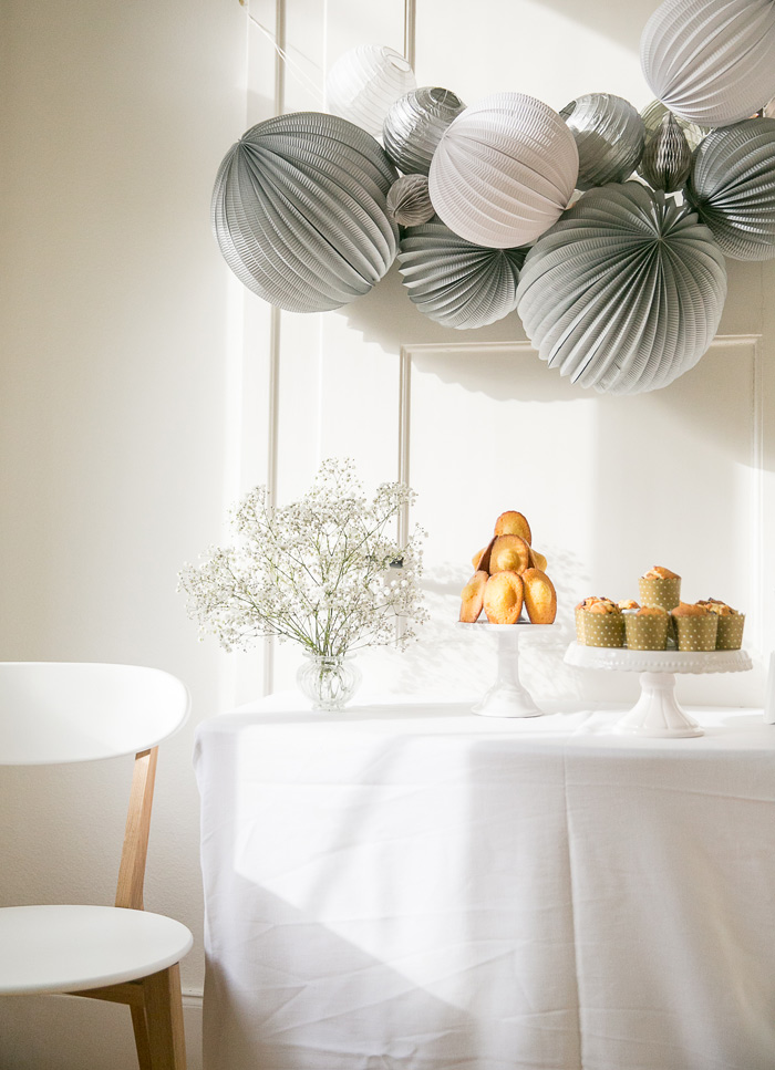 White Christmas inspiration and decor ideas
