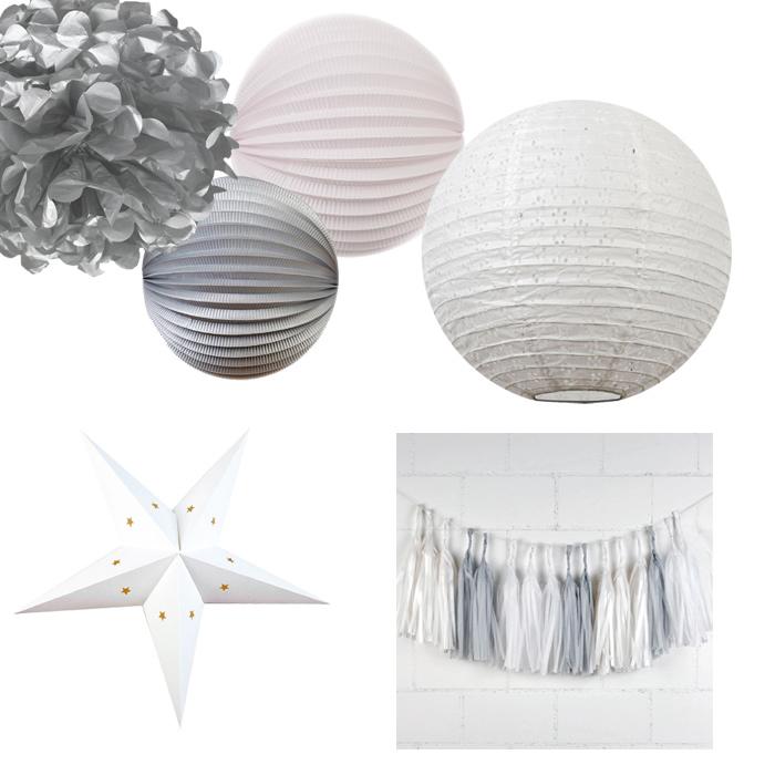 lanterne-papier-noel-blanc